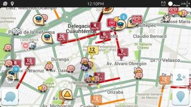 Photo of Mexico es el cuarto país con más tráfico según Waze