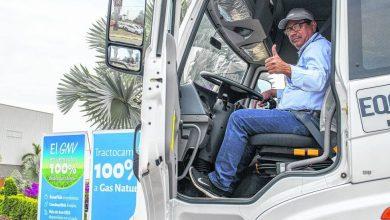 Photo of Colombia crece en el uso de camiones de Gas Natural