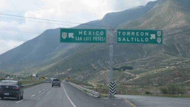 Photo of La carretera México-Saltillo es la segunda más peligrosa para el autotransporte