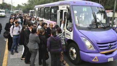 Photo of Chilangos pasan 20 días al año en el transporte público: IMCO