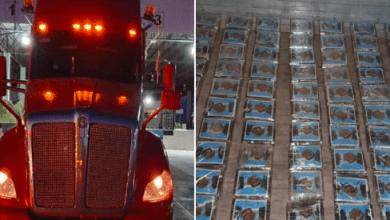 Photo of Decomisan 226 kilos de cocaína en camión en Tamaulipas