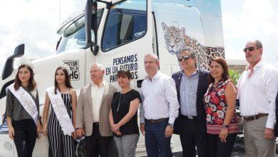 Photo of Conalep Allende recibe camión Volvo para formar operadores