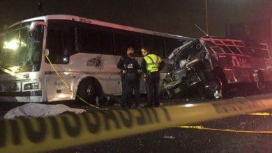 Photo of Accidente de autobús deja 11 muertos