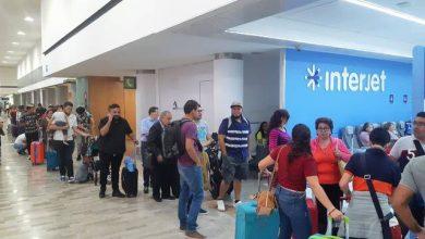 Photo of Interjet le estropeó la navidad a 4,000 pasajeros