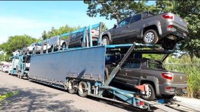 Photo of Se roban 16 camionetas Land Rover de una Madrina