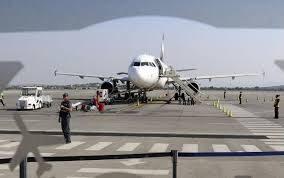 Photo of Baja carga aérea en Aeropuerto de Querétaro