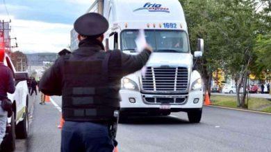 Photo of No hay permisos, pero si multas por restricción a camiones de carga en Guadalajara