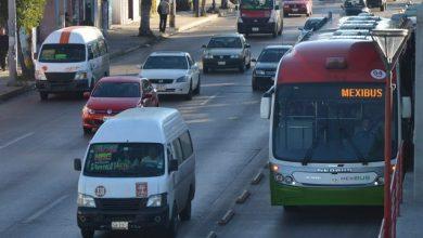 Photo of Suben hasta 20 pesos el transporte publico en Edomex