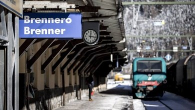Photo of Austria cierra frontera al tránsito ferroviario con Italia por Coronavirus
