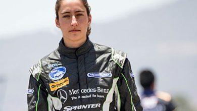 Photo of Majo Rodríguez, la mujer que domina un camión de carreras