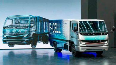 Photo of Fuso presenta F-Cell, el camión que se mueve con celdas de combustible