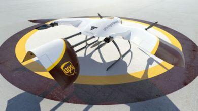Photo of Esos drones entregarán los paquetes de UPS