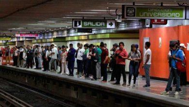 Photo of AMLO no quiere aglomeraciones en el Metro