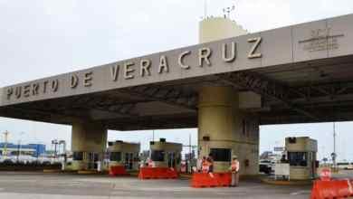 puerto aduana veracruz