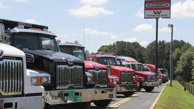 Photo of La venta de camiones en Estados Unidos también cayó mas de 25%