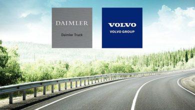 Photo of Volvo y Daimler se unen para desarrollar camiones eléctricos