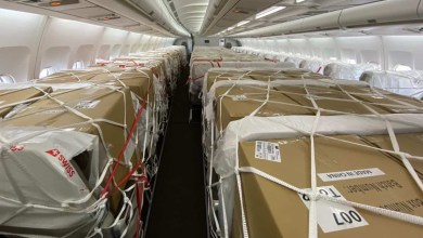 Photo of Así usan aerolíneas cabinas de pasajeros para transportar carga