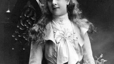 Photo of Mercedes Jelinek, la niña que dio nombre a la marca de autos