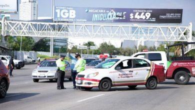 Photo of Hoy No Circula en Puebla es vigilado hasta por 106 puntos de revisión