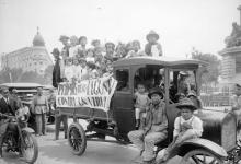Photo of Hace 102 años: Así enfrentó el transporte a la pandemia de influenza en México