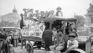 Transporte pandemia