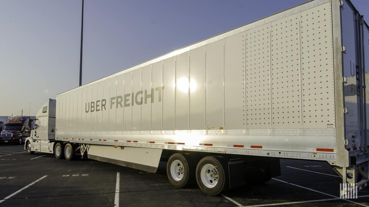 Uber Freightliner y su plan de conducir autónoma en pausa por ...