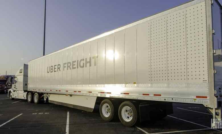 Uber Freightliner