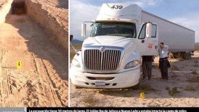Photo of Delincuencia usa 'bunkers' para esconder tractos y cajas robadas