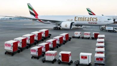 Photo of Emirates Cargo inicia vuelos de carga entre Barcelona y la CDMX