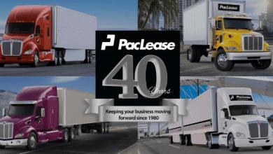 Photo of PacLease cumple 40 años financiando camiones