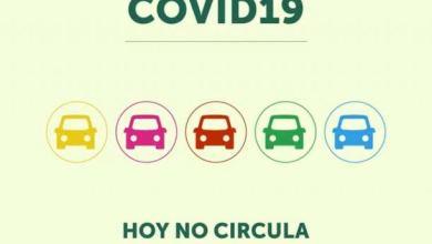 """Photo of """"Hoy no Circula para todos"""" por Coronavirus terminará el 15 de junio"""