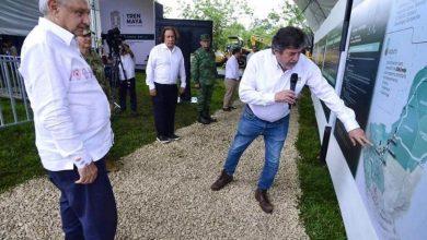 Photo of Jueza ordena suspensión de construcción del Tren Maya