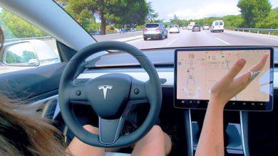 Tesla Autonomo
