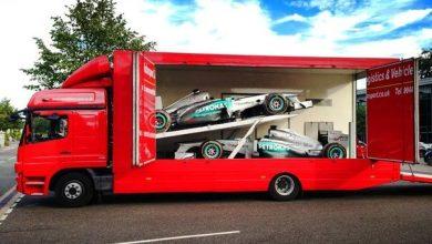 Photo of Detrás de la gloria: Así es la increíble logística de los equipos en F1