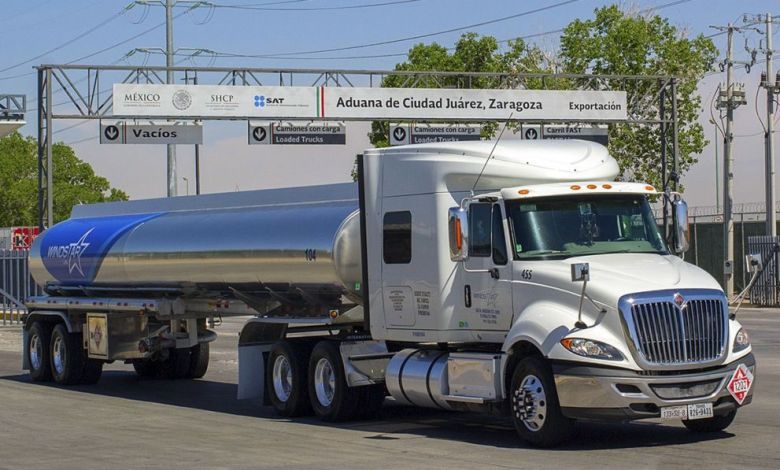 importación diesel