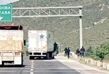 Photo of Estas son las recomendaciones de seguridad en los tramos mas peligrosos para transportistas