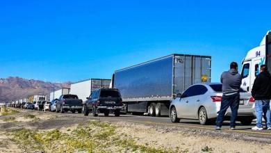 """Photo of """"No hay motivo para que transportistas se manifiesten"""": SCT"""