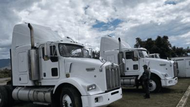 Photo of Recuperan 4 de 5 camiones robados en un mismo evento