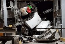 Photo of Full y pipa se dan con casetas de cobro en distintos accidentes