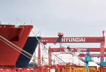 Photo of Entregan el primer buque portacontenedor que se mueve con Gas Natural