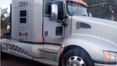 Photo of Lo detienen en posesión de camión con reporte de robo
