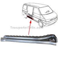 VW Bus T4 Reparaturblech Schiebetrschweller innen unten ...