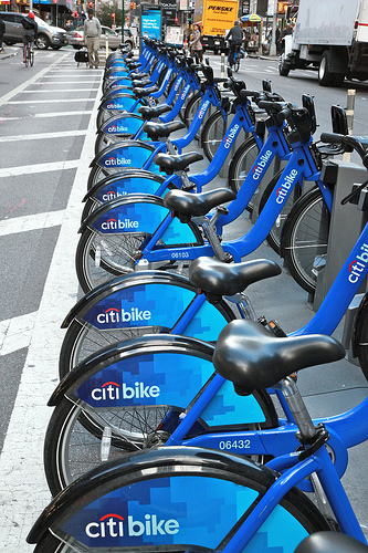 Citibike photo