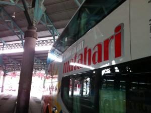 Pancaran Matahari Express Bus