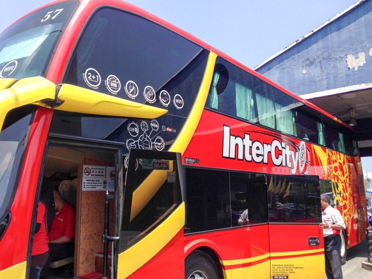 Intercity Express Bus