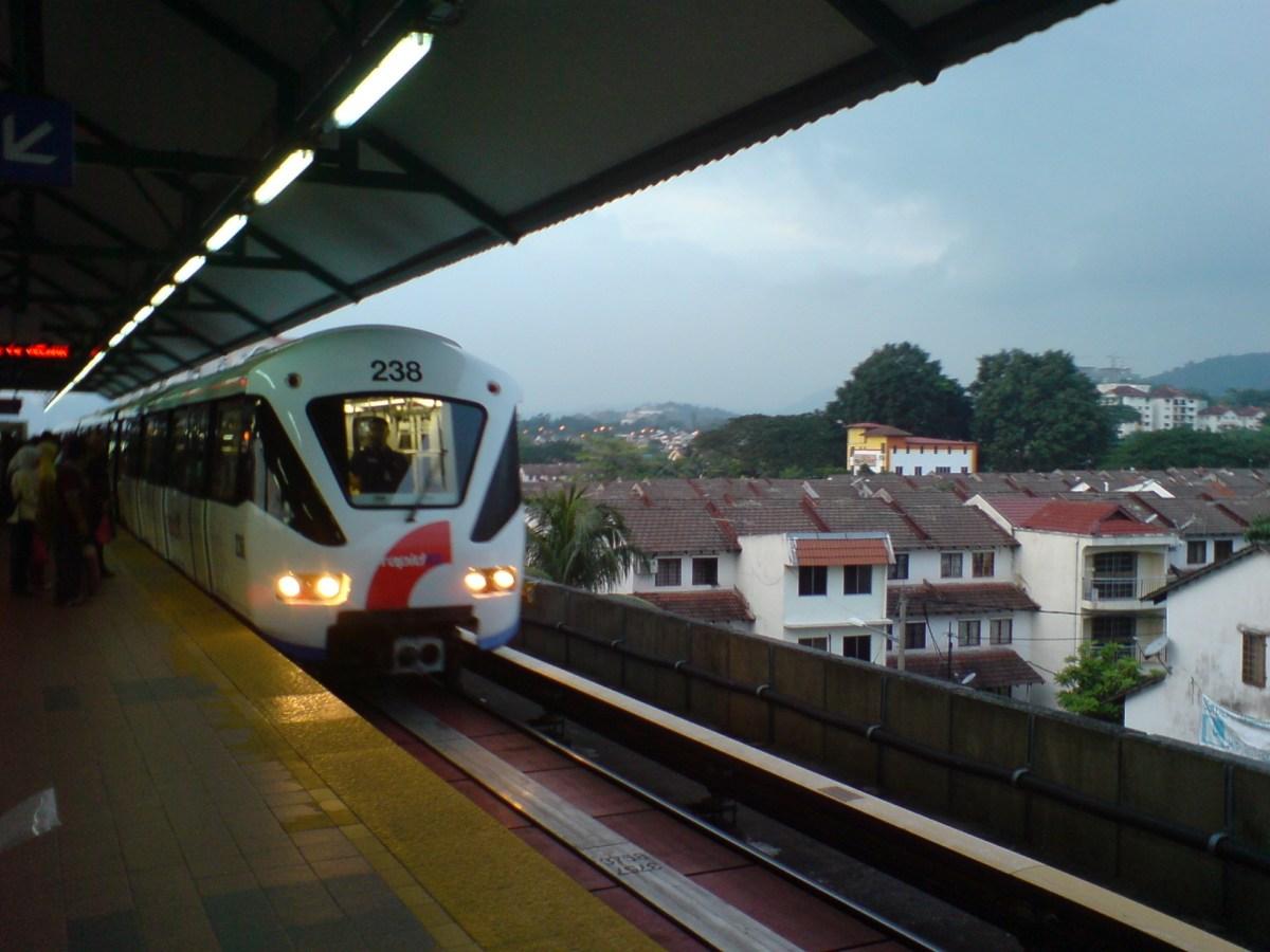 RapidKL LRT Kelana Jaya Line