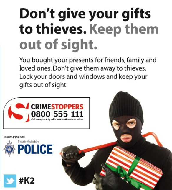 Crimestoppers Sheffield