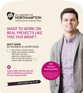 Northampton University tipseat