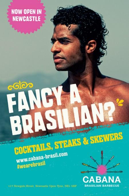 Cabana Brasilian restaurant Newcastle