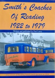 PLP13 Smiths Coaches of Reading 1922-1979